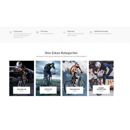 Optima Bisiklet Teması 1