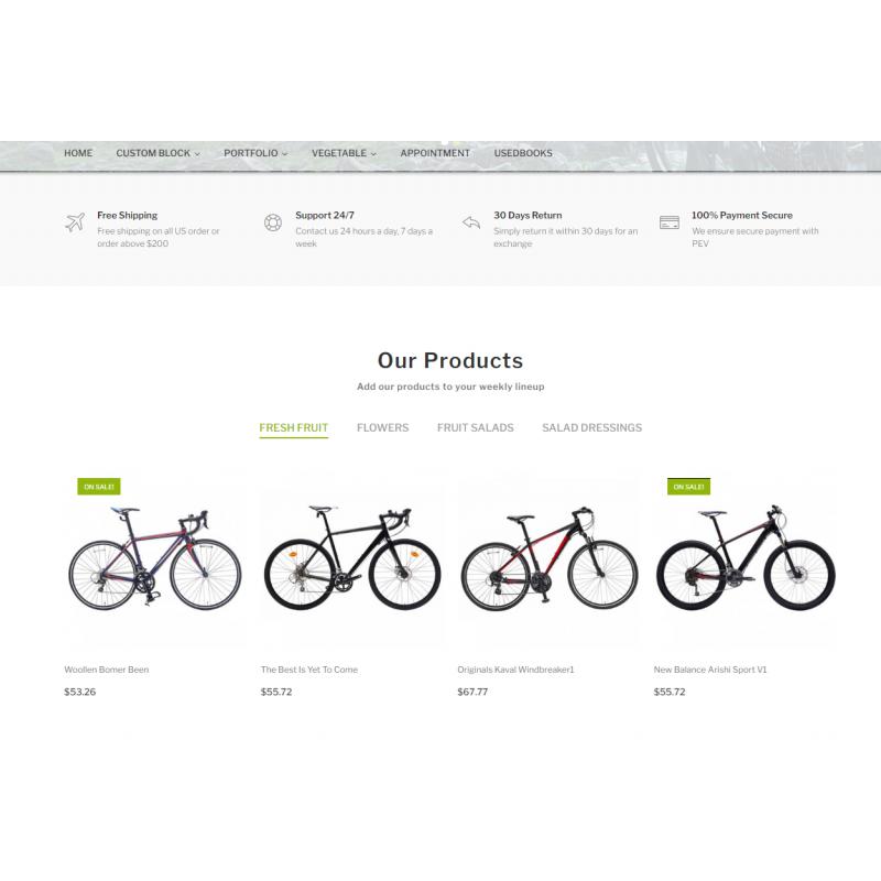 Optima Bisiklet Teması 2