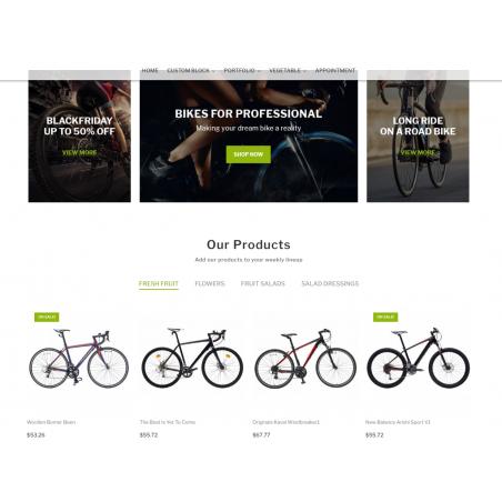 Optima Bisiklet Teması 4