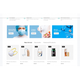 Optima Medikal Teması 4