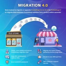MIGRATION 4.0 – Yükseltme ve Taşıma Modülü
