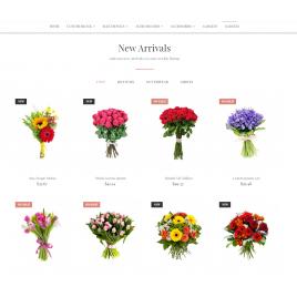 Optima Çiçek Teması 2