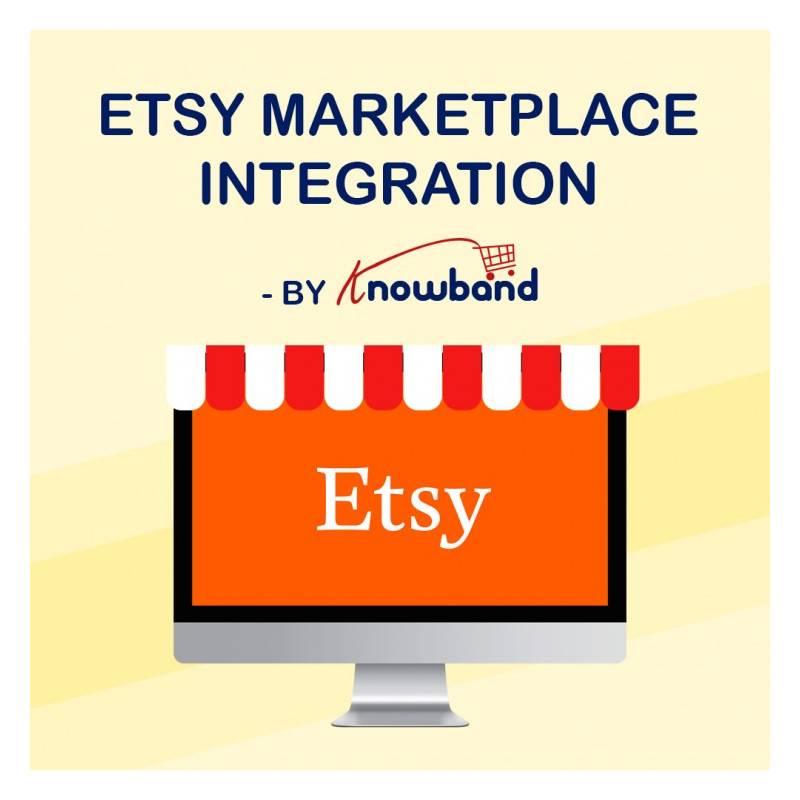Etsy Marketplace Entegrasyonu