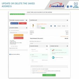 Super Checkout Tek Sayfa da Ödeme Modülü Knowband