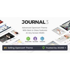 Journal Gelişmiş Opencart Tema