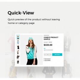 Zeexo - Premium OpenCart Teması