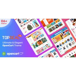 Top Deal - Market Place | Mobil Özel Düzenlere Sahip Çok Satıcıya