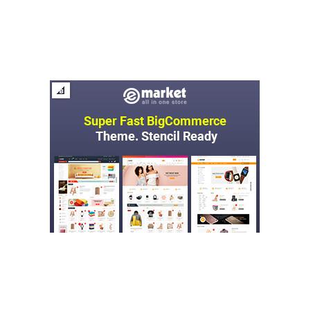 Market Shop - Çok Amaçlı OpenCart Teması