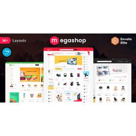 Mega Shop - OpenCart 3 Çok Amaçlı Duyarlı Tema
