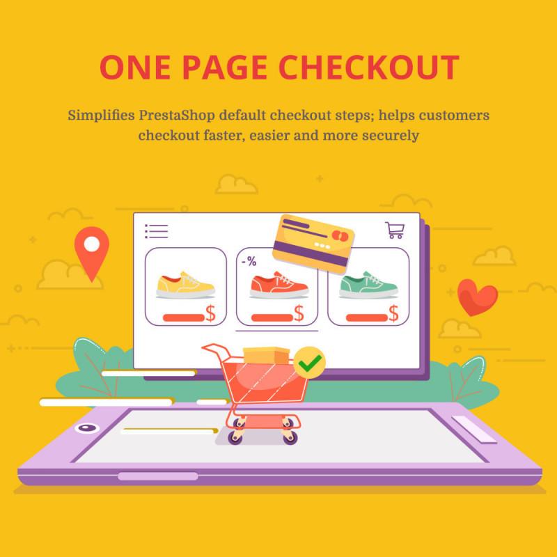 Tek Sayfada Ödeme - Hızlı, Sezgisel ve Profesyonel