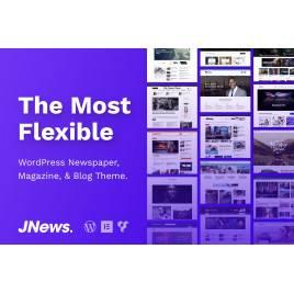 JNews - WordPress Gazete Haber Blogu AMP Teması