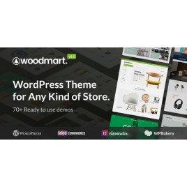 WoodMart - Çok Amaçlı WooCommerce Teması