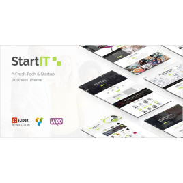 Startit - Yeni Başlangıç İş Teması