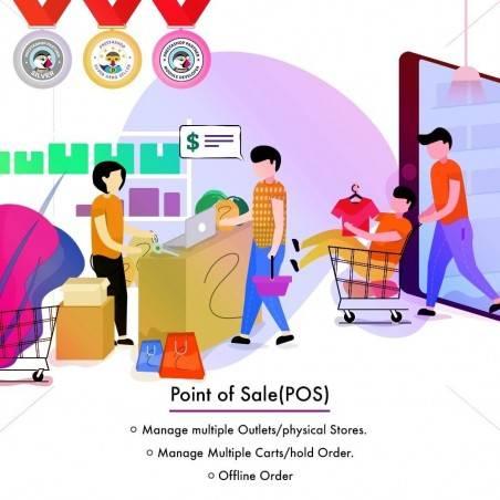 POS - Satış Noktası Sistemi