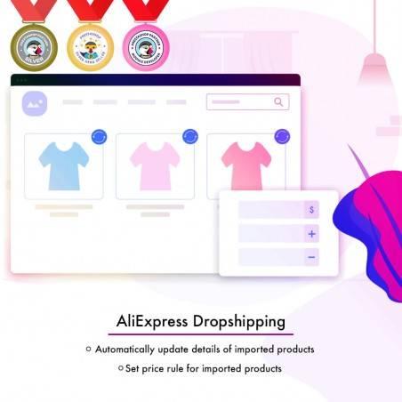 AliExpress de Ürün Satma Modülü
