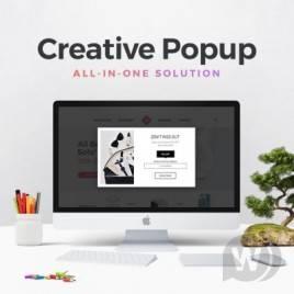 Yaratıcı Pop-Up Modülü