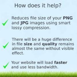 Tiny PNG Görüntü Sıkıştırma Modülü