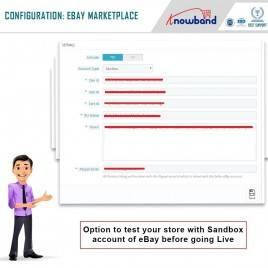 Knowband - Ebay Marketplace Entegrasyonu