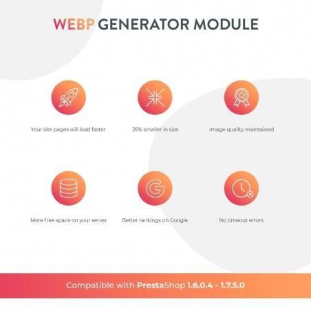 Google WebP Görüntü Oluşturucu Modülü