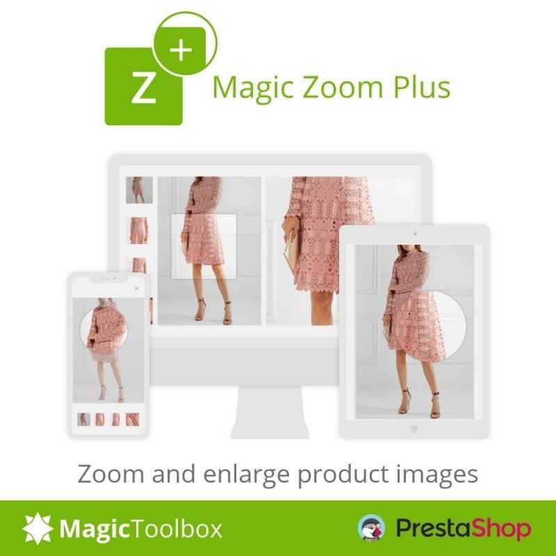 Magic Zoom Plus Modülü